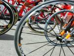 Pineto tappa del Ciclismo giovane
