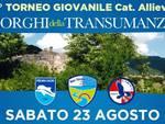 Primo torneo giovanile 'I borghi della Transumanza'