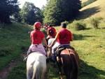 Tornimparte, l'avventura selvaggia di 80 cavalieri al galoppo