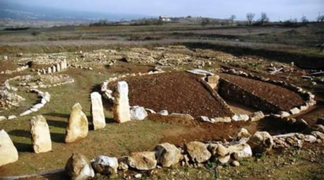 Visite guidate nella Necropoli di Fossa