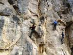 Corso di arrampicata sportiva sul Gran Sasso