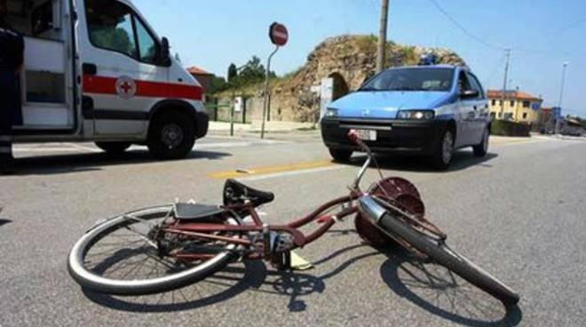 Incidente fra L'Aquila e Popoli, grave 13enne