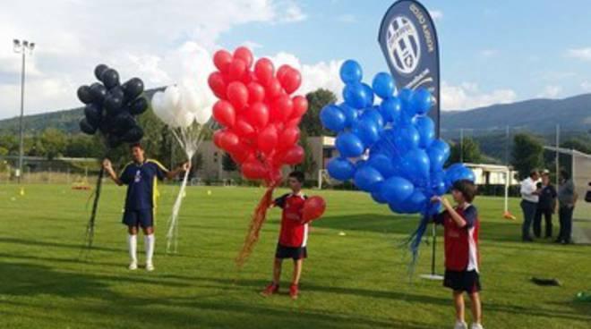 L'Aquila Calcio, rinasce la scuola rossoblù