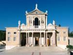 Onore al nuovo Santuario di San Gabriele