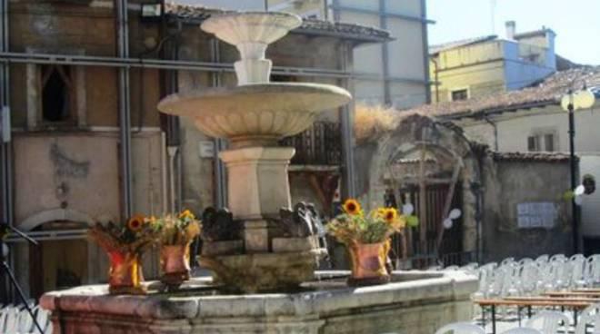 Ricostruzione: «La piazza è vita»