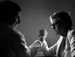Sharper, duello fra ricercatori nell'Aquila notturna