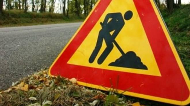 Viabilità: senso unico alternato sulla statale 260 'Picente'