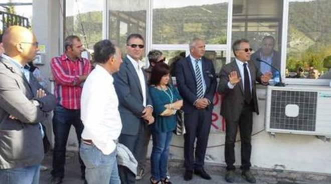 Burgo, il sindaco di Canistro 'sgrida' la Regione