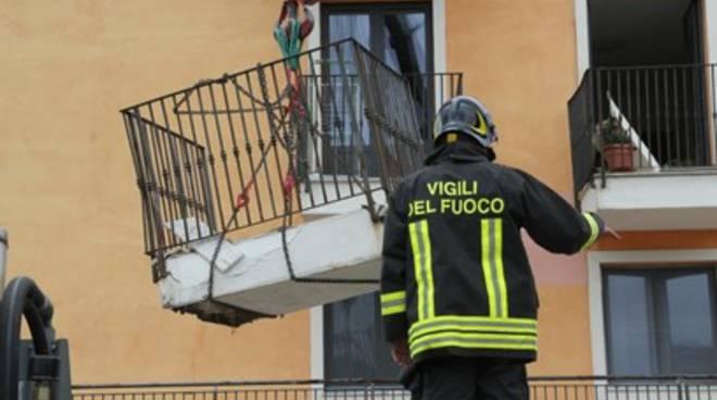 Dopo i balconi, a rischio i solai di Cese