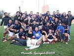 Gran Sasso Rugby vince all'ultimo minuto