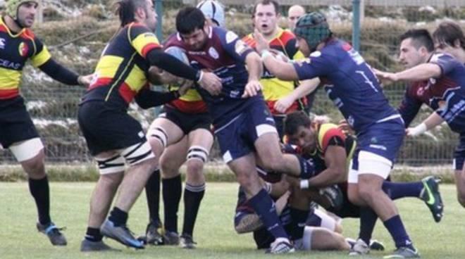 La Gran Sasso Rugby vola a Firenze