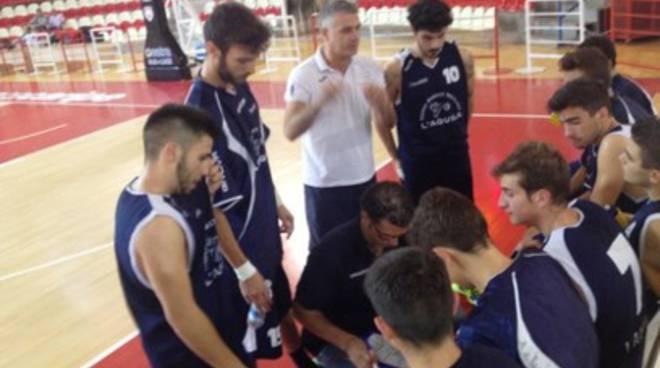 Nuovo Basket Aquilano, soddisfatti ma non rimborsati