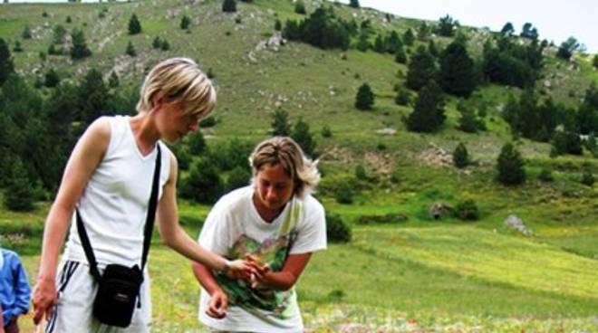 Parco Gran Sasso, workshop innovativo sulla biodiversità