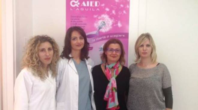 Prevenzione tumori, successo per 'Aied free week-end'