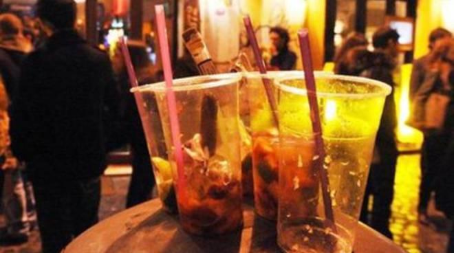 Roccaraso, alcolici venduti a minori