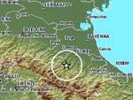Scossa di terremoto in Emilia Romagna
