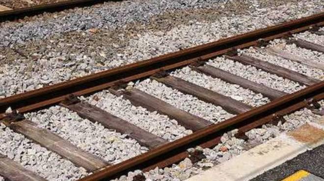 Treno storico sulla Sulmona-Carpinone