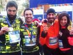 5 aquilani alla Maratona di New York