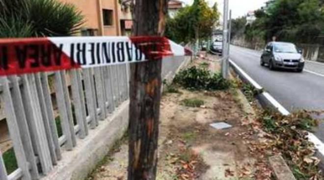 Agguato in strada, è morto Pavone