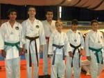 Campionato Assoluto Ami karate, 20 medaglie aquilane