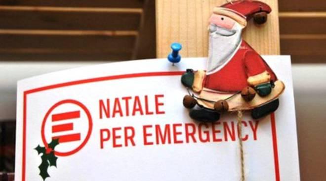 L'Aquila, Natale con Emergency