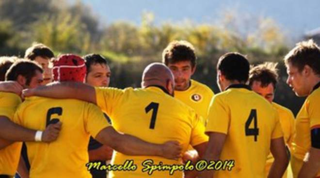 Paganica Rugby, disco rosso in terra toscana