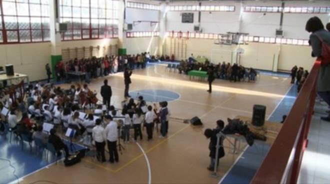 Palestre scolastiche comunali suddivise, criteri e canoni