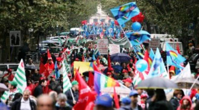 Protesta pubblico impiego Roma, 34 pullman dall'Abruzzo