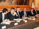 Razionalizzazione uffici, D'Alfonso: «Impegno da assolvere»