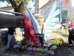 Restaurato monumento per vittime Casa dello Studente