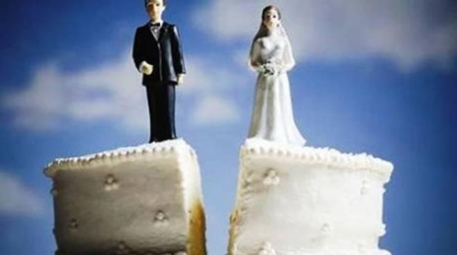 Separazioni e divorzi, L'Aquila cambia verso