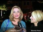 """Simona Izzo: """"Sono una donna in rete, non con le calze a rete"""""""