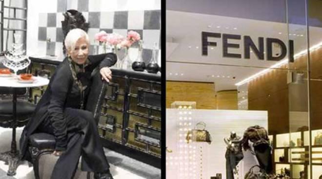 Anna Fendi: 'Così abbiamo creato la doppia F'