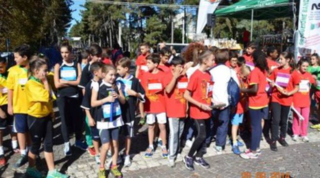 Benemerenze sportive all'Atletica L'Aquila