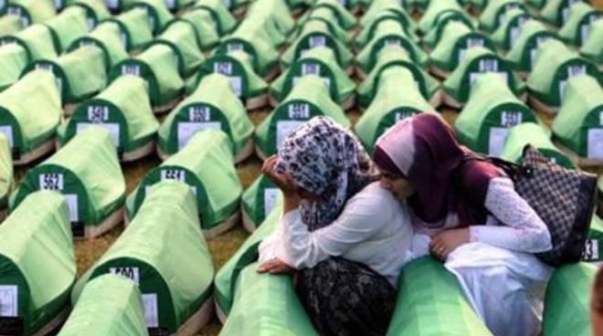 Cugnoli ricorda la pagina nera di Srebrenica