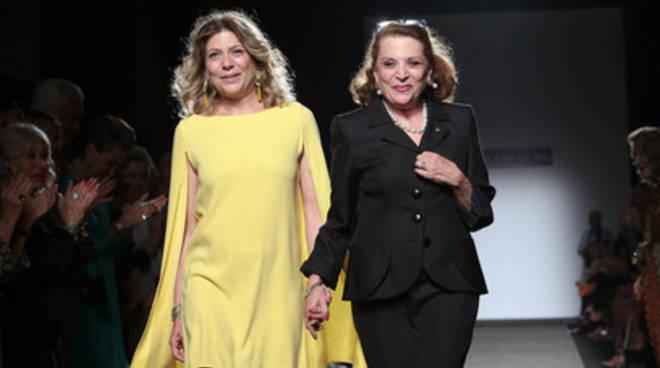 Gigliola Curiel: l'alta moda è nel mio Dna, non avrei potuto fare altro
