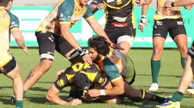 L'Aquila Rugby in terra toscana