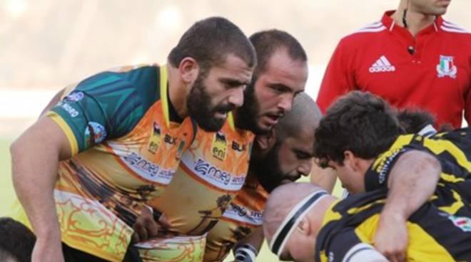 """L'Aquila Rugby, vittoria al """"Fattori"""" sulla Lazio"""