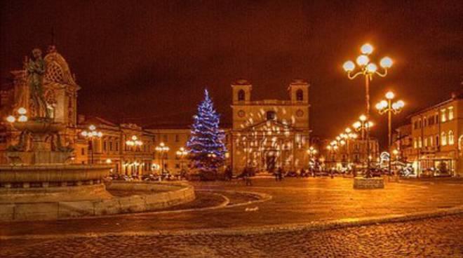 Natale a L'Aquila, 130 eventi per le feste