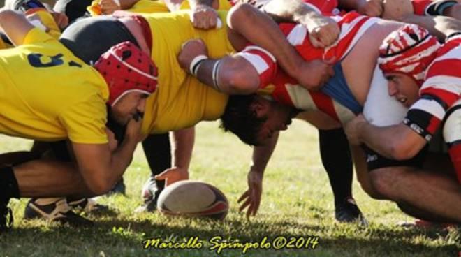 Paganica Rugby, tutto in 80 minuti