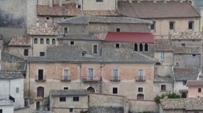 Ricostruzione, nulla osta per centro storico Caporciano