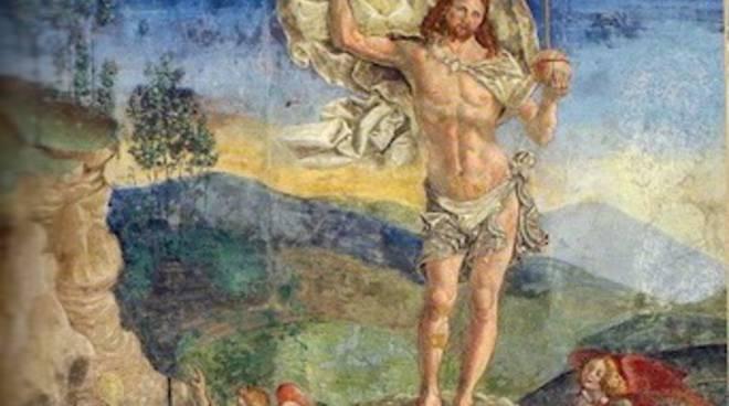 Saturnino Gatti e gli affreschi di Tornimparte