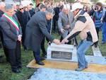 Sulmona, la prima pietra del nuovo Ospedale