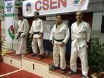 Campionato nazionale judo, medaglie aquilane