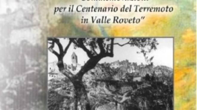 Centenario sisma Marsica, Valle Roveto ricorda