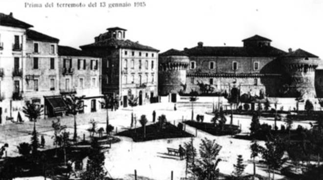 Ingv ricorda il terremoto della Marsica del 1915