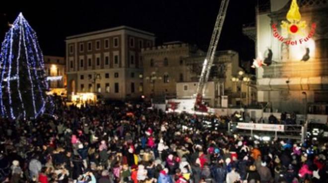 L'Aquila, bagno di folla per la Befana 115