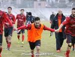 L'Aquila Calcio, i complimenti dell'assessore allo sport