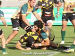 L'Aquila Rugby sconfitta a Calvisano