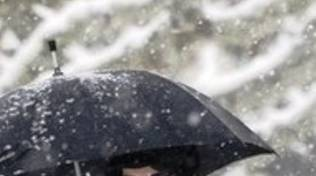 Maltempo, L'Aquila a rischio neve